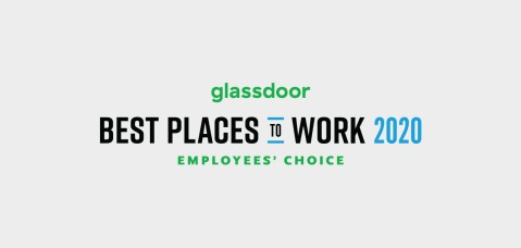 Glassdoor Best Places to Work 2020