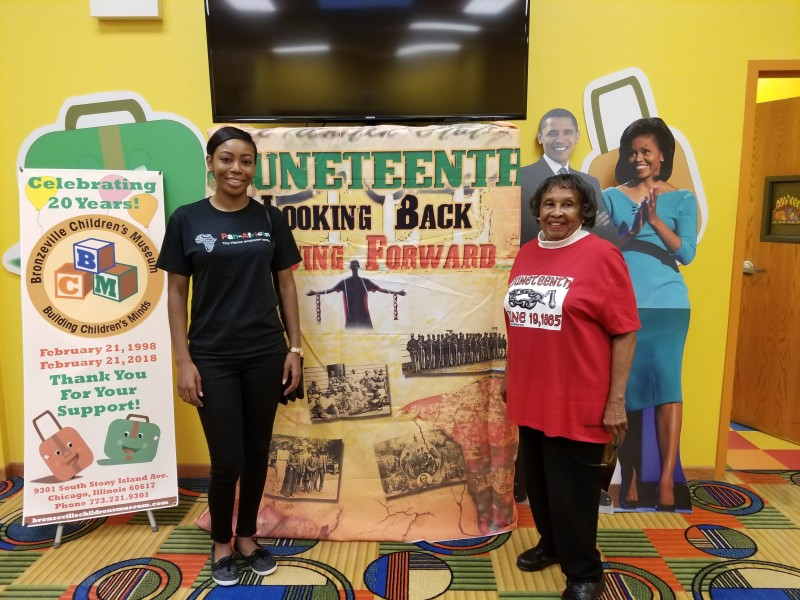 Hiscox Pan-African network celebrating Juneteenth in the US