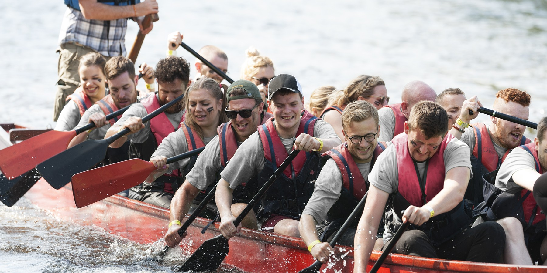 Hiscox careers York dragon boat