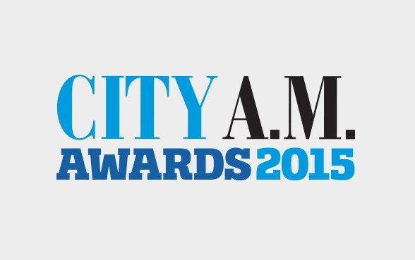 City AM awards logo