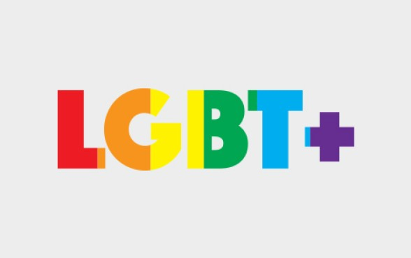LGBT+ network logo