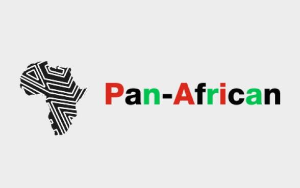 Pan-African network logo