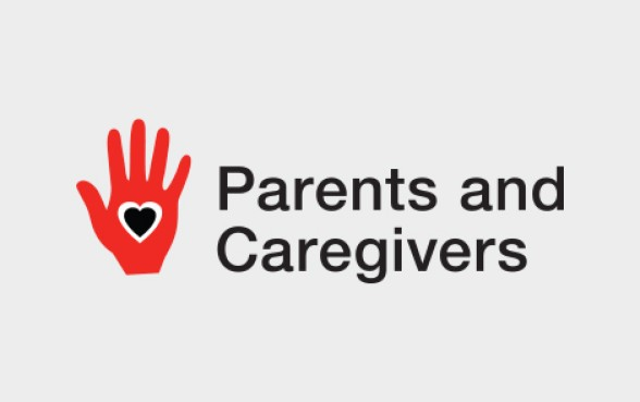 Parents and Caregivers network logo