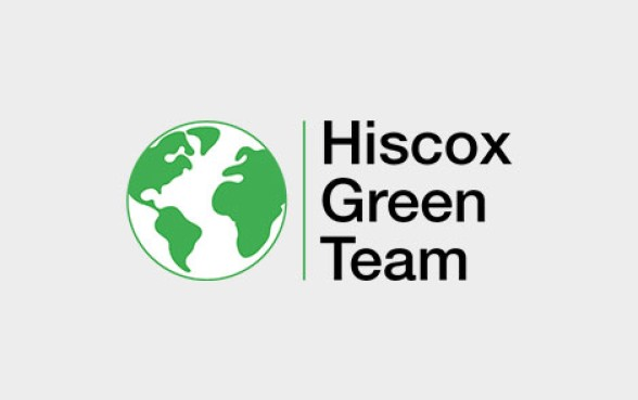 Hiscox Green Team logo